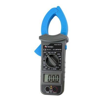 Alicate Amperimetro Digital ET-3111 - Minipa