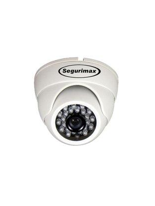 Câmera Dome Multifunção 4 EM 1 HD/24 Leds, 1.0MP, 2.8mm 720P - Segurimax