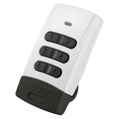 Controle Remoto 6 Botões TXS 600 - Sulton