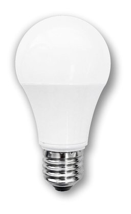 Lampada Bulbo Led 6W/7W 3000K - Branco Quente - Bivolt