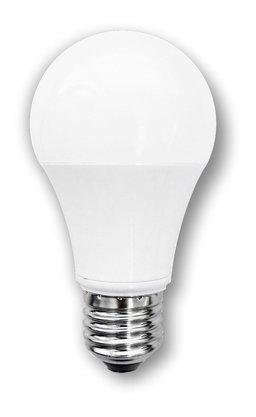 Lampada Bulbo Led 9W 3000K - Branco Quente - Bivolt