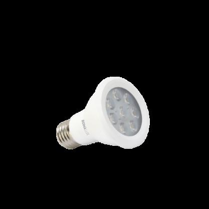 Lampada Led PAR20 6W/7W* 2700K - Branco Quente