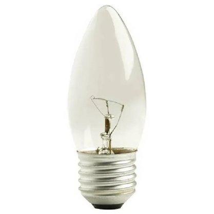 Lampada Vela Lisa Clara 40W - 220V - E27