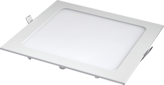 Luminaria Led Plafon Embutir 220X220 18W 4000K - Branco Neutro