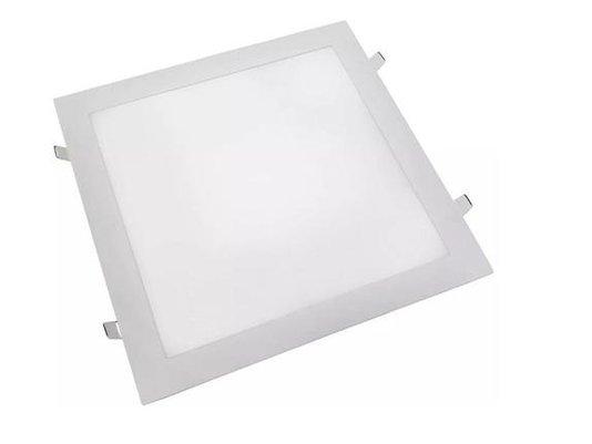 Luminaria Led Plafon Embutir 300X300 24W 3000K - Branco Quente