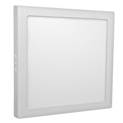 Luminaria Led Plafon Sobrepor 400X400 30w/36w* 6500K - Branco Frio