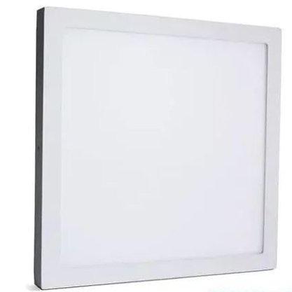 Luminária Led Sobrepor 600X600 45W - 6500K - Branco Frio