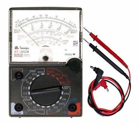 Multimetro Analogico ET-2022B - Minipa
