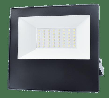 Refletor Holofote Led Bivolt - 50W 6500K - Branco Frio